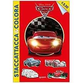 Libri WALT DISNEY - STACCATTACCA. CARS 2