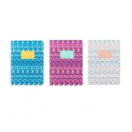 Letts SCUOLA 18/19 - Flexi Pattern gloss - A6 Settimanale