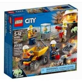 Giochi LEGO City - 60184 - TEAM DELLA MINIERA