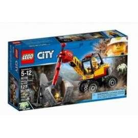 Giochi LEGO City - 60185 - SPACCAROCCIA