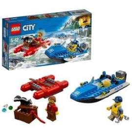 Giochi LEGO City - 60176 - FUGA SUL FIUME