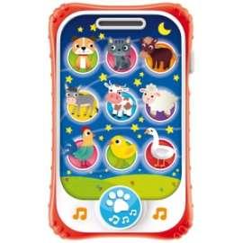 Giochi CAROTINA BABY TOUCH PHONE
