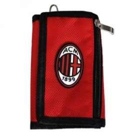 Calcio PORTAFOGLI A STRAPPO MILAN