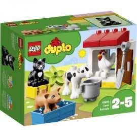 Giochi DUPLO - 10870 - ANIMALI DELLA FATTORIA