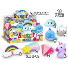 Giochi SQUEEZY ASSORTITI