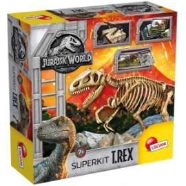 Giochi JURASSIC WORLD. SUPER KIT T-REX