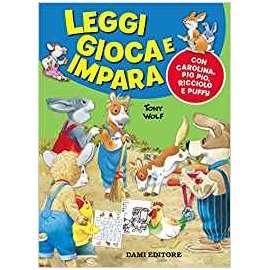 Libri DAMI EDITORE - LEGGI GIOCA E IMPARA