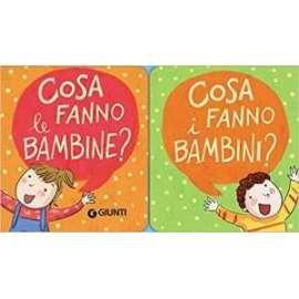 Libri GIUNTI - COSA FANNO ..