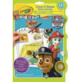ALBUM COLOR PAW PATROL