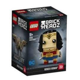 Giochi LEGO Brick Headz - 41599 - WONDER WOMAN