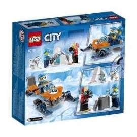 Giochi LEGO City - 60191 - TEAM DI ESPOLRAZIONE