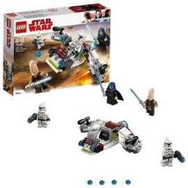 Giochi LEGO Star Wars - 75206 - BATTAGLIA JEDI E CLONE TROPPERS