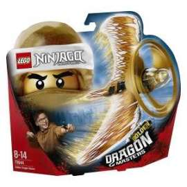 Giochi LEGO Ninjago - 70644 - MAESTRO DRAGONE ORO