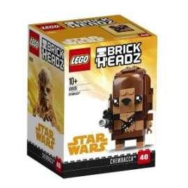 Giochi LEGO Brick Headz - 41609 - CHEWBACCA
