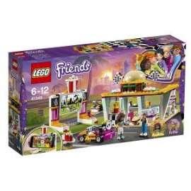Giochi LEGO Friends - 41349 - FAST FOOD DEL GO-KART