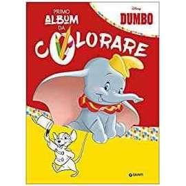 Libri WALT DISNEY - PRIMO ALBUM. DUMBO