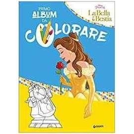 Libri WALT DISNEY - PRIMO ALBUM. BELLA E LA BESTIA