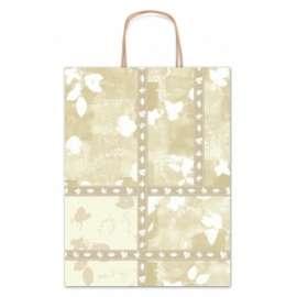 Shopper Carta 16x8x21 FANTASIA DELICATA conf.10pz