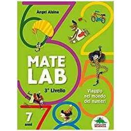 Libri EDITORIALE SCIENZA - MATE LAB 3 LIVELLO