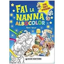 Libri DAMI EDITORE - ALBOCOLOR FAI LA NANNA