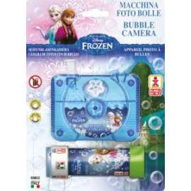 Giochi BUBBLE CAMERA FROZEN