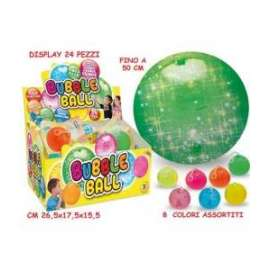 Giochi BUBBLE BALL PALLONCINO GONFIABILE 50mm
