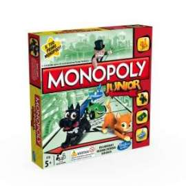 Giochi MONOPOLY JUNIOR REFRESH