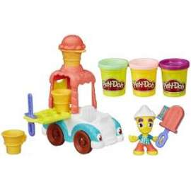 Giochi PLAYDOH TOWN ICE CREAM TRUCK