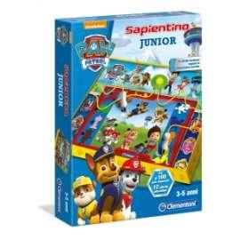 Giochi Sapientino Junior PAW PATROL 4-6anni