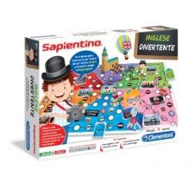 Giochi Sapientino INGLESE DIVERTENTE