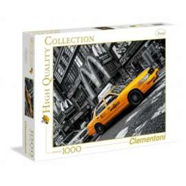 Giochi PUZZLE - 1000 - NEW YORK TAXI