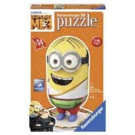 Giochi PUZZLE - 3D - MINION TURISTA