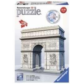 Giochi PUZZLE - 3D Building - ARCO DI TRIONFO