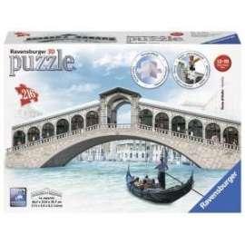 Giochi PUZZLE - 3D Building - PONTE DI RIALTO