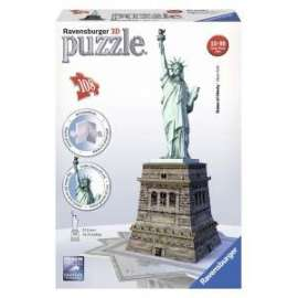 Giochi PUZZLE - 3D Building - STATUA DELLA LIBERTà