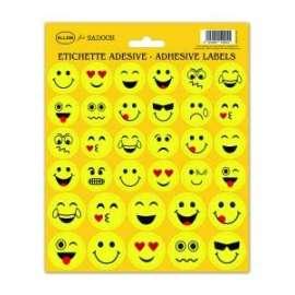 Stickers SMILE ASSORTITI