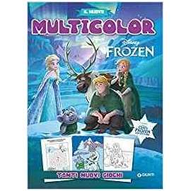 Libri WALT DISNEY - FROZEN. MULTICOLOR