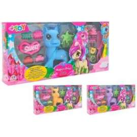 Giochi PLAYSET PONY C/ACCESSORI