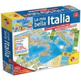 Giochi PICCOLO GENIO - EDUPUZZLE ITALIA 6-10 anni