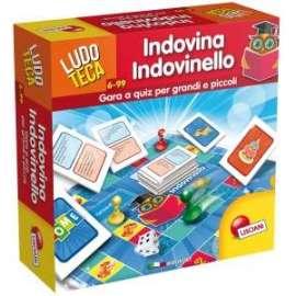 Giochi LUDOTECA POCKET FAMILY