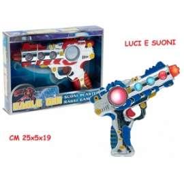 Giochi EAGLE GUN C/SUONI