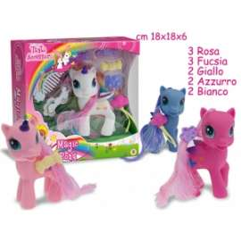 Giochi MINI PONY C/ACCESSORI