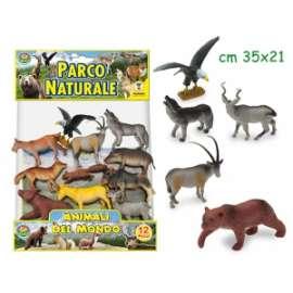 Giochi ANIMALI DEL PARCO NATURALE