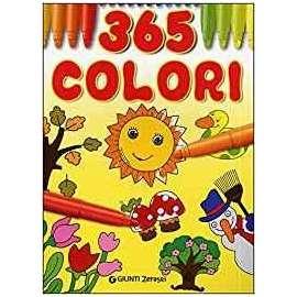Libri GIUNTI - 365 COLORI