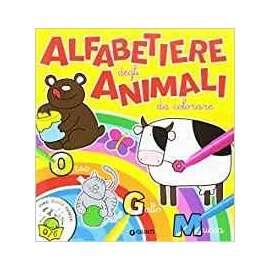 Libri GIUNTI - ALFABETIERE DEGLI ANIMALI