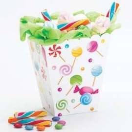 *Party BOX DOLCI h.20cm conf.4pz