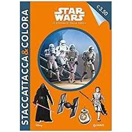 Libri WALT DISNEY - STAR WARS staccattacca