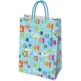 Shopper Carta 23x29x10 MALè conf.10pz
