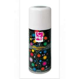 BOMBOLA SPRAY GLITTER ARGENTO 150ml