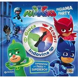 Libri PON PON - PJ MASKS SUPERFIDE